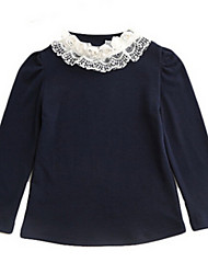 Girl's Blouse,Others Fall / Spring Blue / Pink