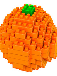 para presente Blocos de Construir Plástico Todos Laranja Brinquedos