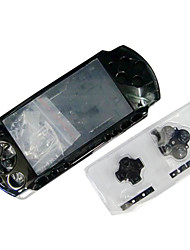Full Housing Shell Case Repair Replacement for Sony PSP 3000 Console