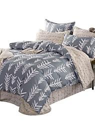 Novelty Cotton 4 Piece Duvet Cover Sets