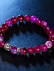 New Arrival Stone Buddha Religion Bracelet Strand Bracelets Daily / Casual 1pc