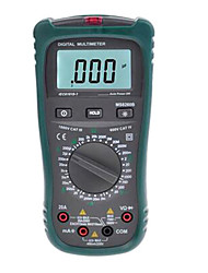 MASTECH ms8260b 66m (ω) 1000 (V) 10 (а) Professinal цифровые мультиметры