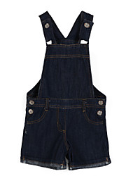 Girl's Casual/Daily Jeans,Cotton Spring / Fall Blue