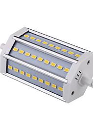 9W R7S Projecteurs LED Encastrée Moderne 27 SMD 5730 900 lm Blanc Chaud Blanc Froid Blanc Naturel Commandée à Distance Décorative Gradable