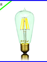 BOFA ST58 LED 5W Antique Edison Silk ball Bubble Lamp(85V-265V)