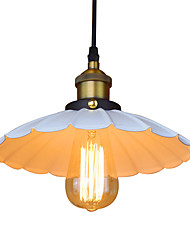 Retro Contracted Metal Pendant Lights Restaurant,Cafe ,Game Room,Garage light Fixture Send 1 Bulb