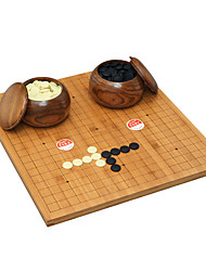 Royal St 2 Cm Nanzhu Two-Sided Dual-Use Chinese Chess Go Chess Board + B Type Single New Cloud Son/Common Jujube