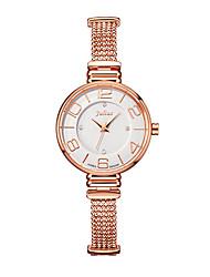 Julius Korea New Arrival Watch Bracelet Design Big Dial Women Watch Stainless Steel Watch JA-805 Cool Watches Unique Watches