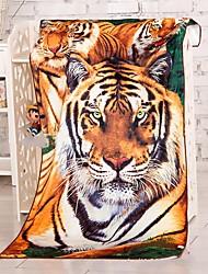Fashion Cartoon Beach Towel Microfiber