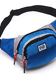 15 L Belt Pouch/Belt Bag / Cycling Backpack Climbing / Leisure Sports / Cycling/Bike / Traveling / RunningOutdoor