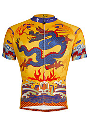 PALADIN Cycling Tops / Jerseys Men's BikeBreathable / Ultraviolet Resistant / Quick Dry / Compression / Lightweight Materials /