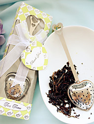 TeaTime Tea Infuser Spoon Filter Wedding Favors