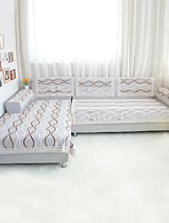 De alto grau de tecido de sofá contemporâneo sofá faixa de cobertura de moda toalha