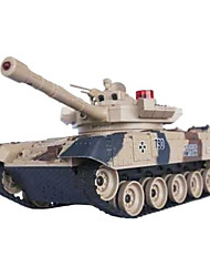 Remote Control Against Tanks,The Military Parade Tank Model Boy Toy - 99 Type Dingle in China