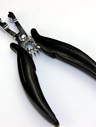 Hair Extensions Tools Stainless Steel Pliers For U Tip Hair Extensions Or Nail Tip Hair Extensions