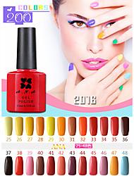 1 Stück ana 192 Farben gelpolish Nagelkunst tränken weg vom UV-Nagelgelpoliermittel 10ml 25-48