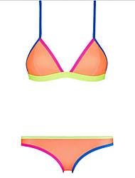 Bikini Swimsuit Sexy Bikini Outside  Swimming