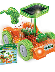 Scientific Experiment Science Educational Diy Solar Science Toys Hand Crank 2 With Cars