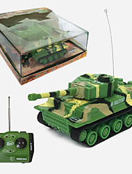 Four Track Driving Simulation Remote Control,Charging Tanks- China Type 99 Main Battle Tanks 4