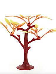areia paisagem enfeites de resina modelo de mesa simulação da planta árvore de micro e mais carne mini-jardinagem
