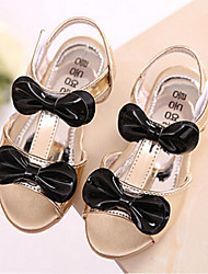 Girls' Shoes Dress Open Toe Sandals Pink / Silver / Gold