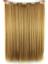 желтый длина 46см синтетический парик оптовой торговли (цвет 1011)