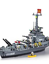 Children's Toys Gifts Warship Carrier Eruiser