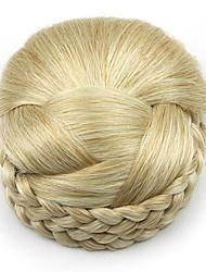 mariée crépus or bouclés europe cheveux humains capless perruques chignons sp-159 1003