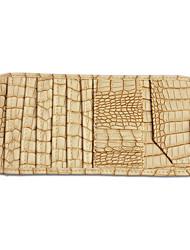 alligator beige clip cd sac de rangement voiture visière 7 installé