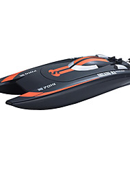 Double Horse 7014 2.4G High-Speed 25km/h RC Boat Toys Speedboats Shuangma Model Electric Remote Control Children