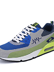 Women's Running Shoes Fabric Blue / Pink / Navy