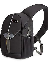 ainogirl® sac aslant sac caméra slr d'épaule pour sac de canon appareil photo numérique / nikon
