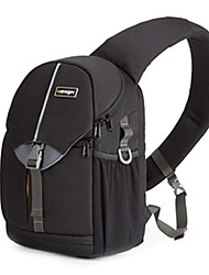 ainogirl® saco aslant câmera SLR saco de ombro para Canon / Nikon saco de câmera digital