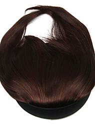 peruca vinho tinto 10 centímetros de alta temperatura fio costeletas Liu Qi cor 3017