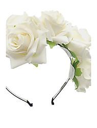 Femme / Jeune bouquetière Tissu Casque-Mariage / Occasion spéciale / Décontracté / Extérieur Serre-tête 1 Pièce