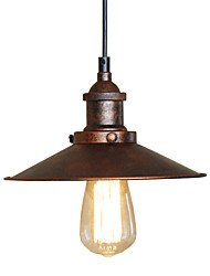 Max 60W Retro Designers Pendant Lights Living Room / Bedroom / Dining Room / Kitchen / Study Room/Office