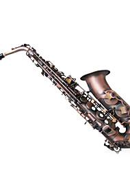 saxophone alto bronze rouge alto instruments de saxophone sur-mesure sachs Vente en Gros