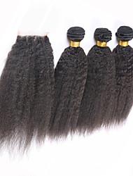 Menschliches Haar Webarten Brasilianisches Haar 350 8 12 14 16 18 20 22 24 26 28 30 Haarverlängerungen