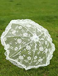 Hochzeit Spitzen Regenschirm 50 cm ca. Metall 50 cm ca.