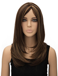Popular Wigs Multi-color Long Length Top Quality Synthetic Wigs