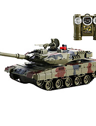 Remote Control Tank Model Car,The Metal Against Tanks (l) - The Leopard 2 Sgainst German tanks (l)