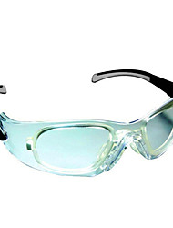 Polycarbonate Anti-Shock and Dustproof/UV Protection Protective Glasses