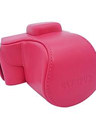 sac slr pour olympus rose