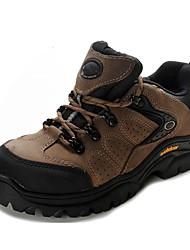 Для пешеходного туризма Коричневый Обувь Мужской Наппа Leather