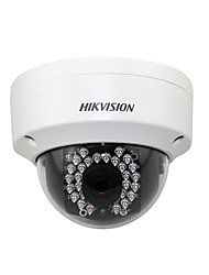 hikvision® cámara domo IR HD de 3.0MP ds-2cd2135f-IWS con ranura wifi / audio / poe / tarjeta SD / ONVIF