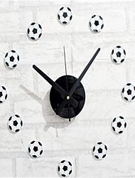 DIY Football Wall Clock