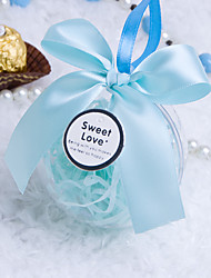21 Piece/Set Favor Holder-Ball Plastic Favor Boxes / Candy Jars and Bottles / Gift Boxes Non-personalised