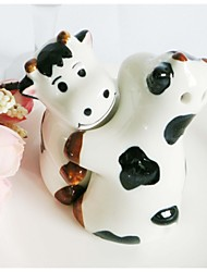 Lovely Dairy Cow Seasoning Pot