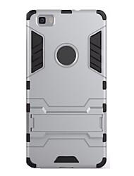 Для Кейс для Huawei Вода / Грязь / Надежная защита от повреждений Кейс для Задняя крышка Кейс для Армированный Твердый PC Huawei