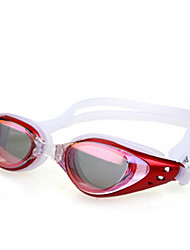 Unisex's  Sports Modern Fashion Polycarbonate Swimming Goggles(Assorted Color)